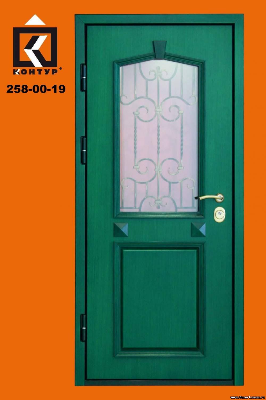тамбурная дверь металлическая рассчитать